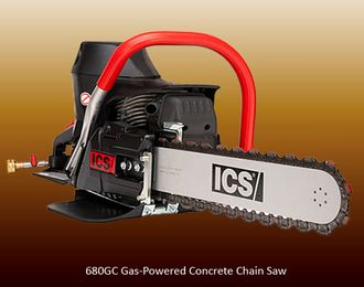 680GC Concrete Chain Saw