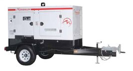 Tow Behind Generator