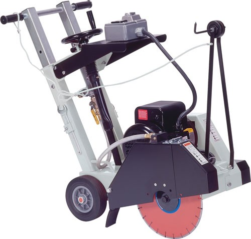 Diamond Products® CC1300 Electric Push Concrete Saw