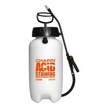 22240XP Acid Staining Sprayer