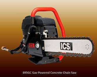 695GC Concrete Chain Saw