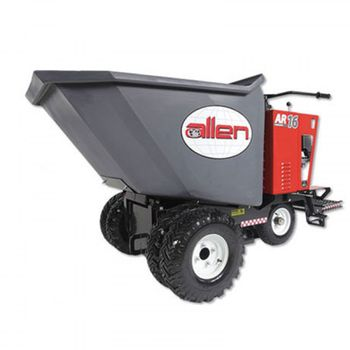 Allen® AR16 Rubber-Tired Power Buggy
