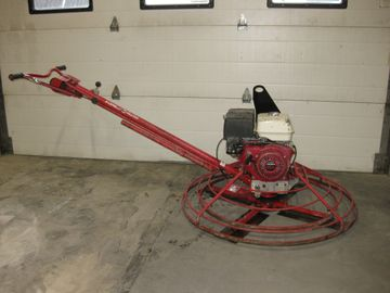 Allen 46 sd power trowel