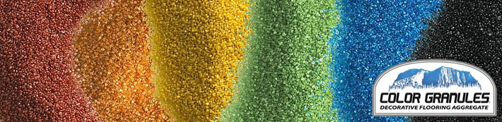 Quartz Color Granules
